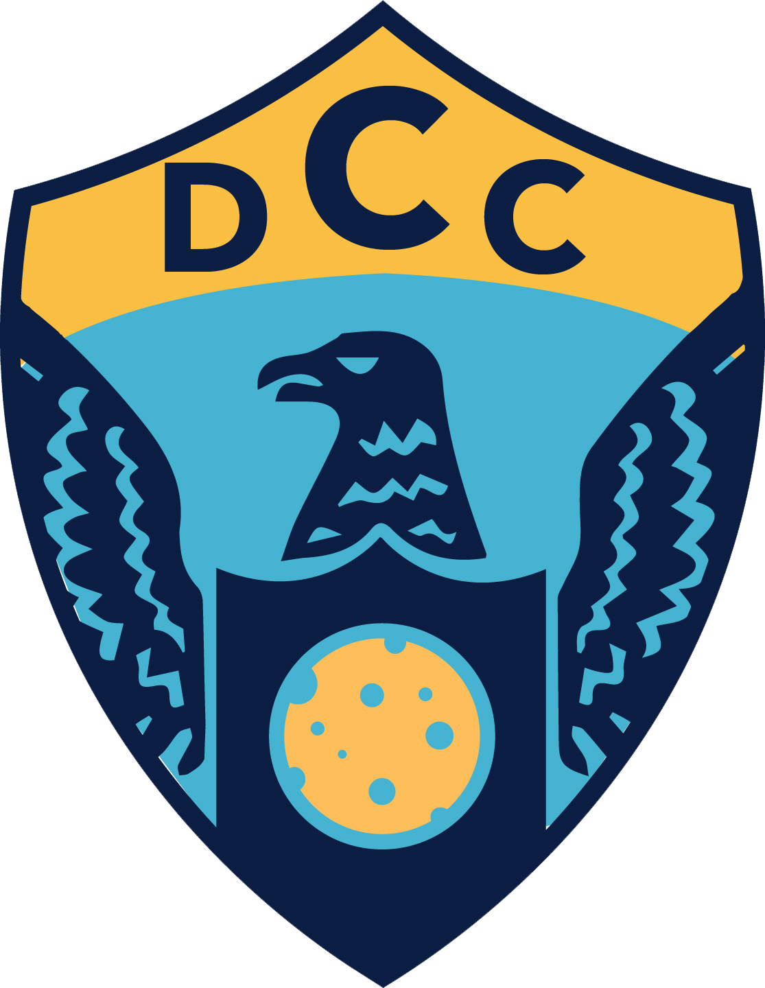 DC Cheddar Badge